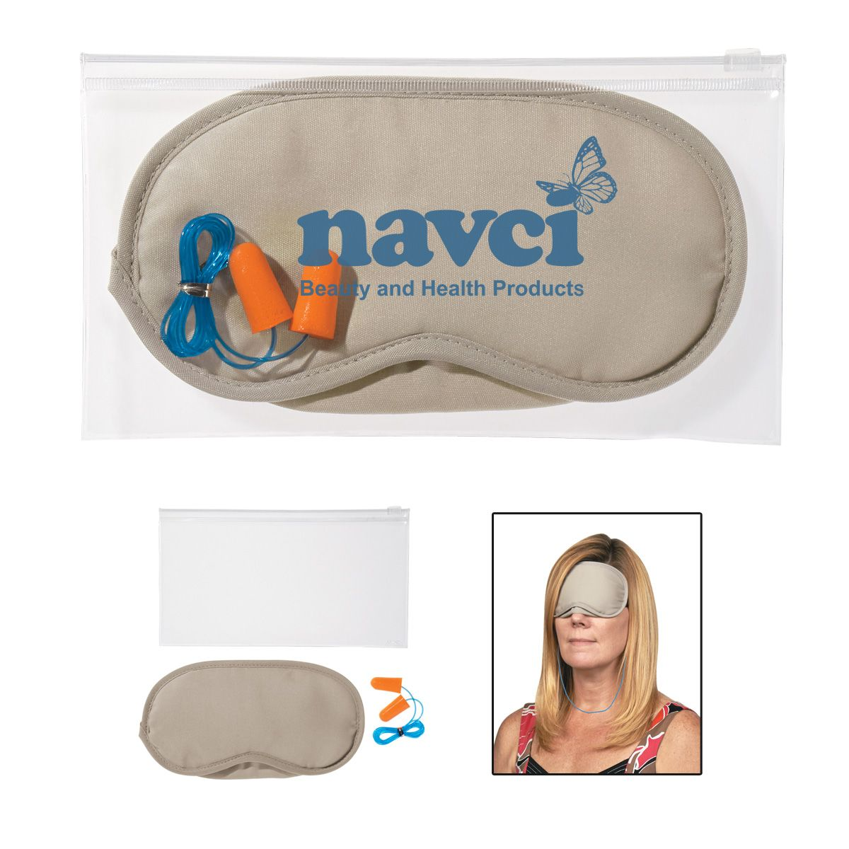 Ear Plugs Eye Mask