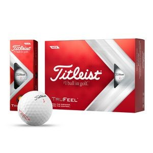 Titleist� TruFeel Golf Balls In House