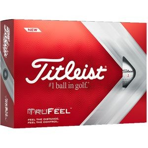 Titleist� TruFeel� Golf Ball (IN HOUSE)
